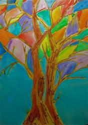Tree of Life -original- by coz-zienna