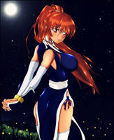Kasumi: Dead or Alive by Drago686