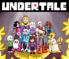 Undertale by HiSamHere