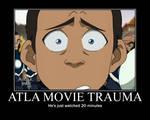 ATLA movie trauma