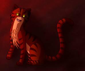 Dark Forest Tigerstar by Mewmewcat12