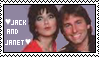 Jack and Janet heart stamp by thearcadeflorist