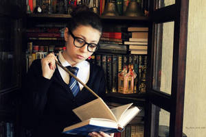 Ravenclaw time by Run1and1hide