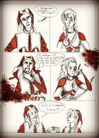 Tell me your story, Cicero by Run1and1hide