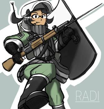 Radi by kopakaseeker