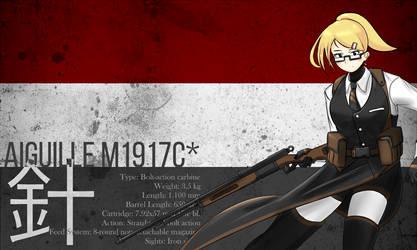 Aiguille M1917C* by kopakaseeker