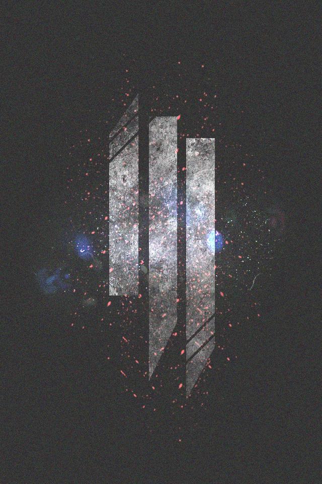 Custom Skrillex Logo Iphone Wallpaper By ILoGiiCzZx