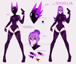 Ophelia | Suit Reference