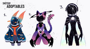 ADOPTABLES AUCTION | CLOSED