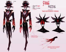 OC: Fang Haedus   Ref.