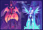 ADOPTABLES AUCTION |CLOSED