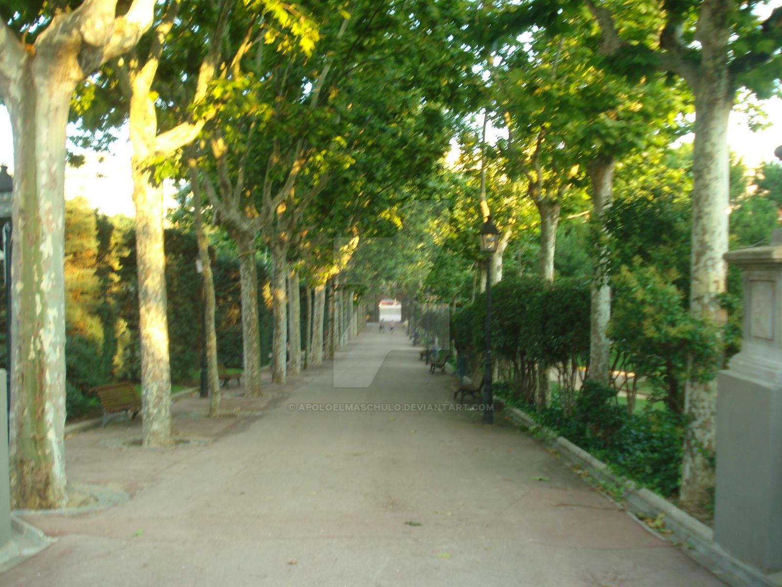 Parc de Can Buixeres by Apoloelmaschulo