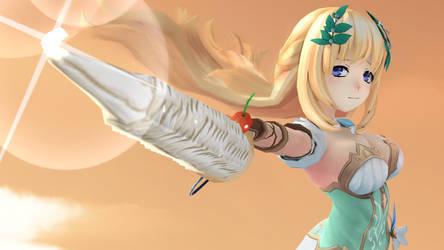 Vert (Four Goddesses Online)