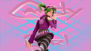 CANDY  GIRL by Crashsune