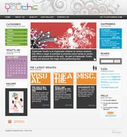 Web Design - Esplanade Youths by mujiri