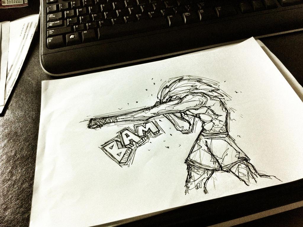 Bam! by mujiri