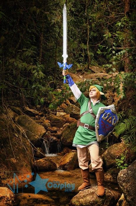 Link Cosplay - The Lagend of Zelda Skyward Sword by DavZLight