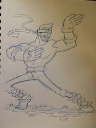 Power Of Myth Sketch Jam