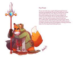 Fox Priest