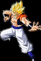 Gogeta Super Saiyan | Dragon ball Super | Render by xAntroGamerx