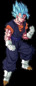Vegito   Vegetto SSGSS Dragon Ball Super   Render
