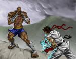Sagat vs. Ryu