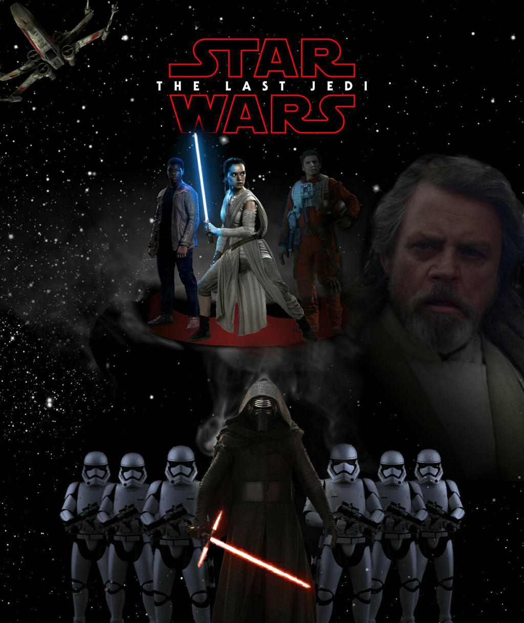 Star Wars: The Last Jedi Poster By CountIS On DeviantArt