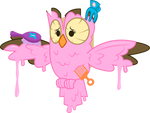 Owlicious Vector 2 MLP FIM