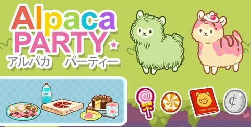 Alpaca Party Kickstarter!