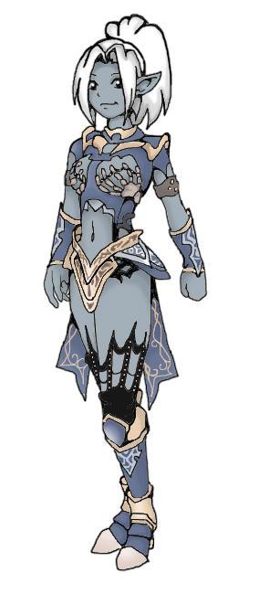 Lineage2_lillium_blue_Wolf