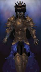 golden cat knight