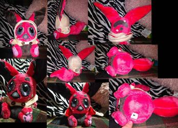Custom Hatchimals Cheetree OOAK