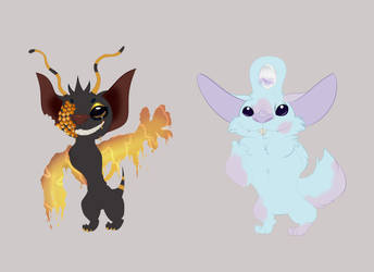 OTA Experiment 3 Adopts by Alicornsheep