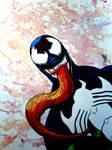 Venom watercolor
