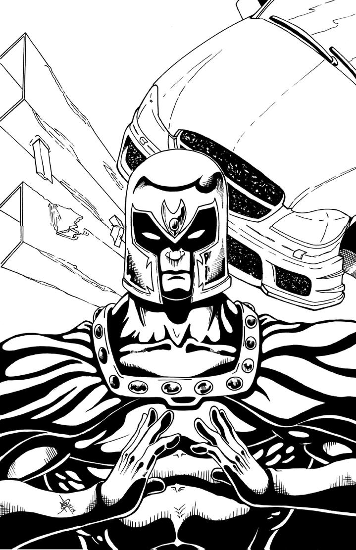 Magneto by psychoheat
