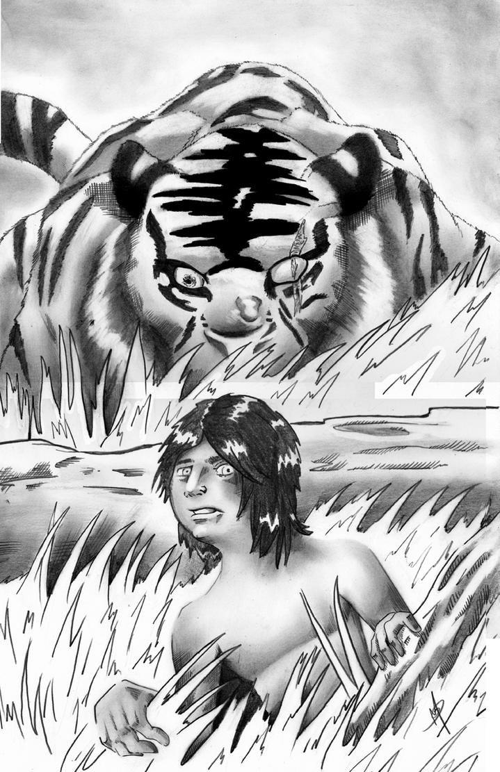 Jungle Book by psychoheat