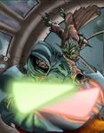 Yoda Vs. Sithious
