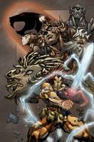 Thundercats by psychoheat
