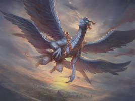 Dragon Sky King