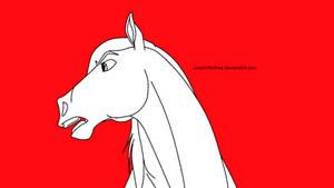 Spirit Horse Base: 19