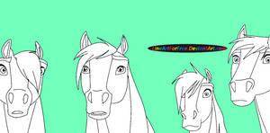 Spirit Horse Base: 55