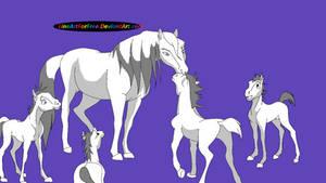 Spirit Horse Base: 57