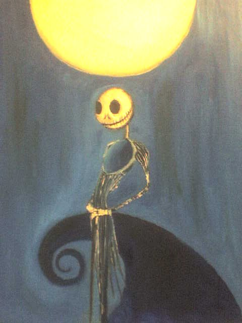 Old Jack Skellington by AskIrish