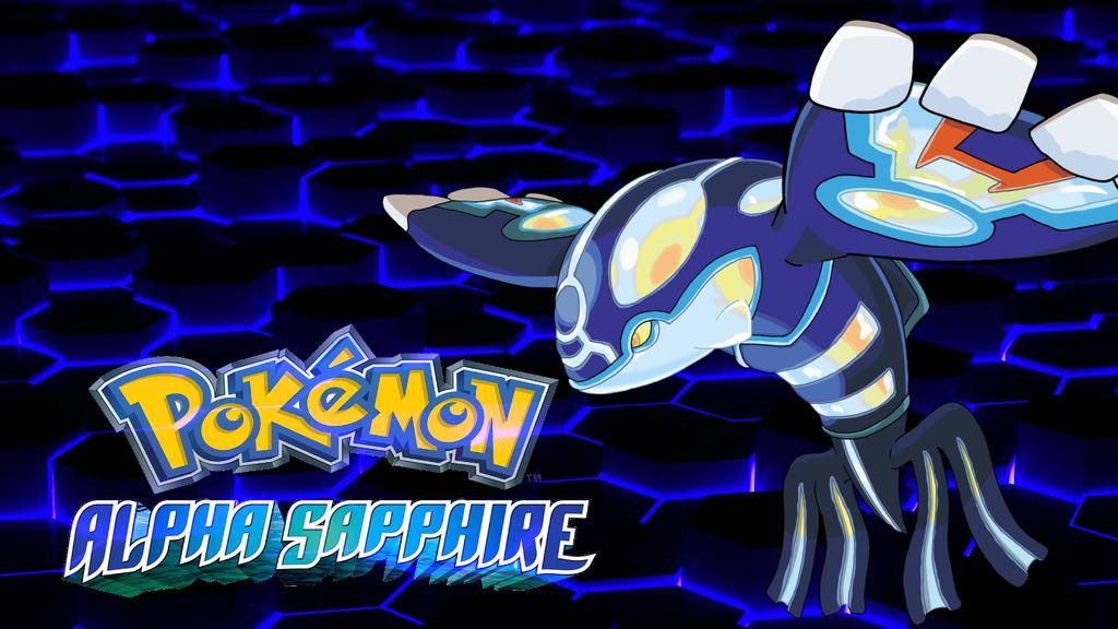 Pokemon Alpha Sapphire Wallpaper by CallOfDutyPokemon on ...