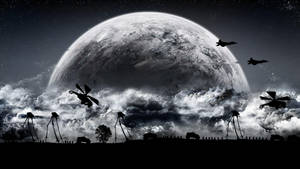 Hl2 Combine + Moon