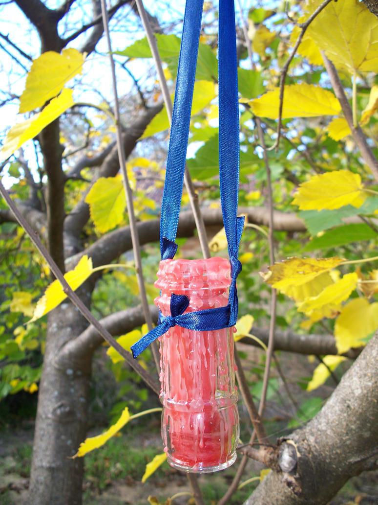 Red Wax and Blue Ribbon by beautifulartisabang