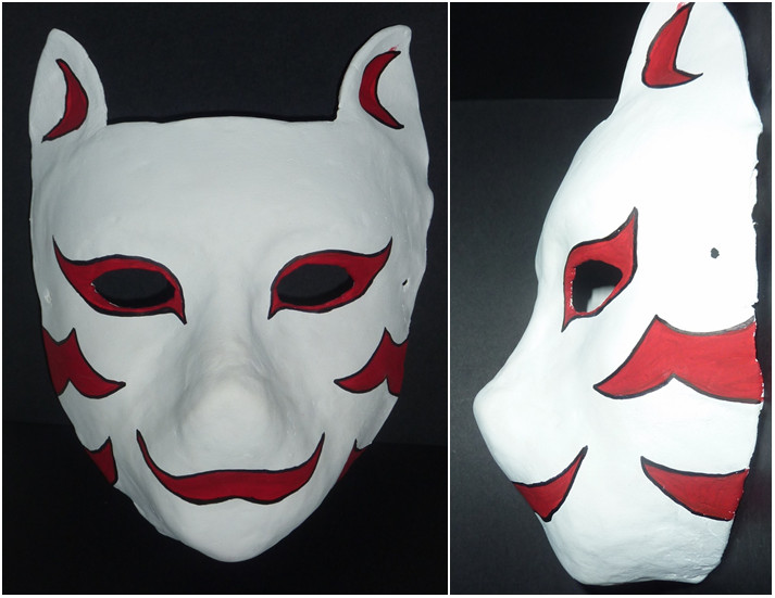 Anbu Mask -Kakashi by beautifulartisabang on DeviantArt