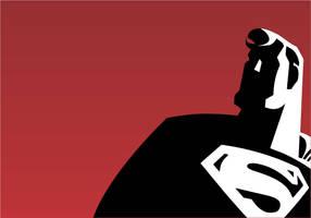 Superman Red by samnaman