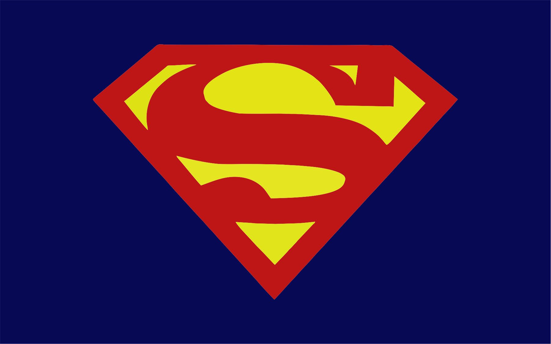 superman logo by benokil - photo #28
