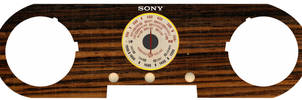 Old Radio Skin by samnaman